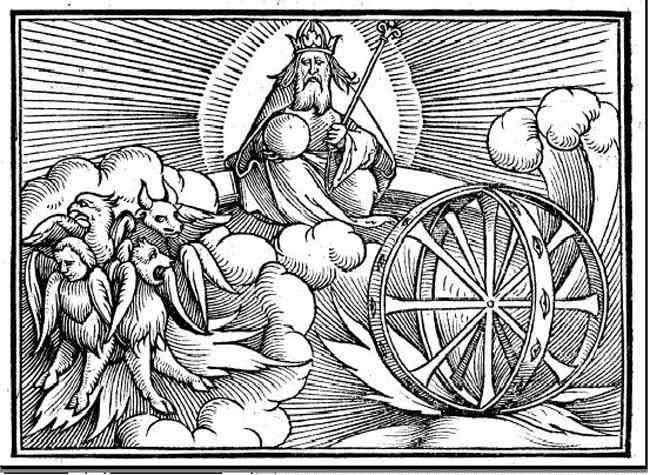 Ezekial's Wheel