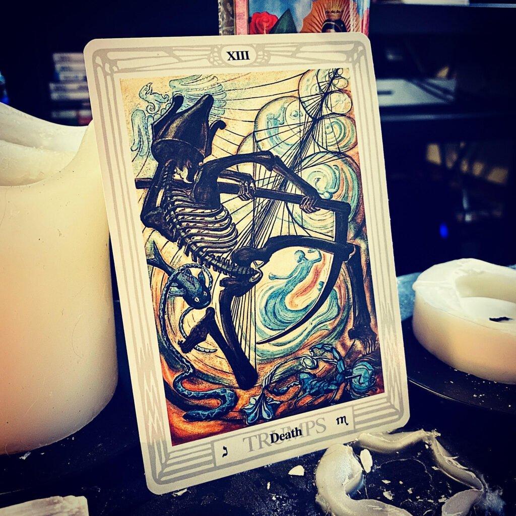 Death thoth