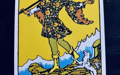 Tarot – Meaning of The Fool