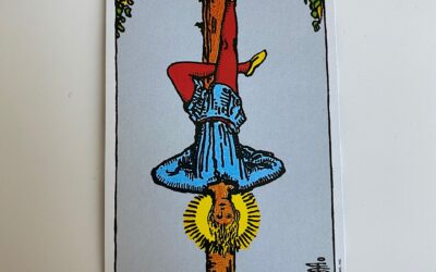 Tarot – Meaning of The Hanged Man