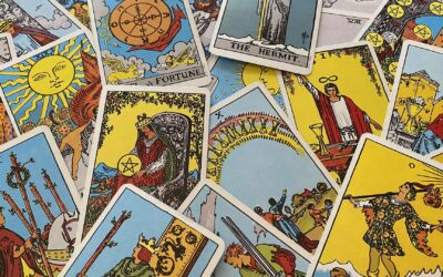 How I Came to Believe in Tarot, and Other Oddities