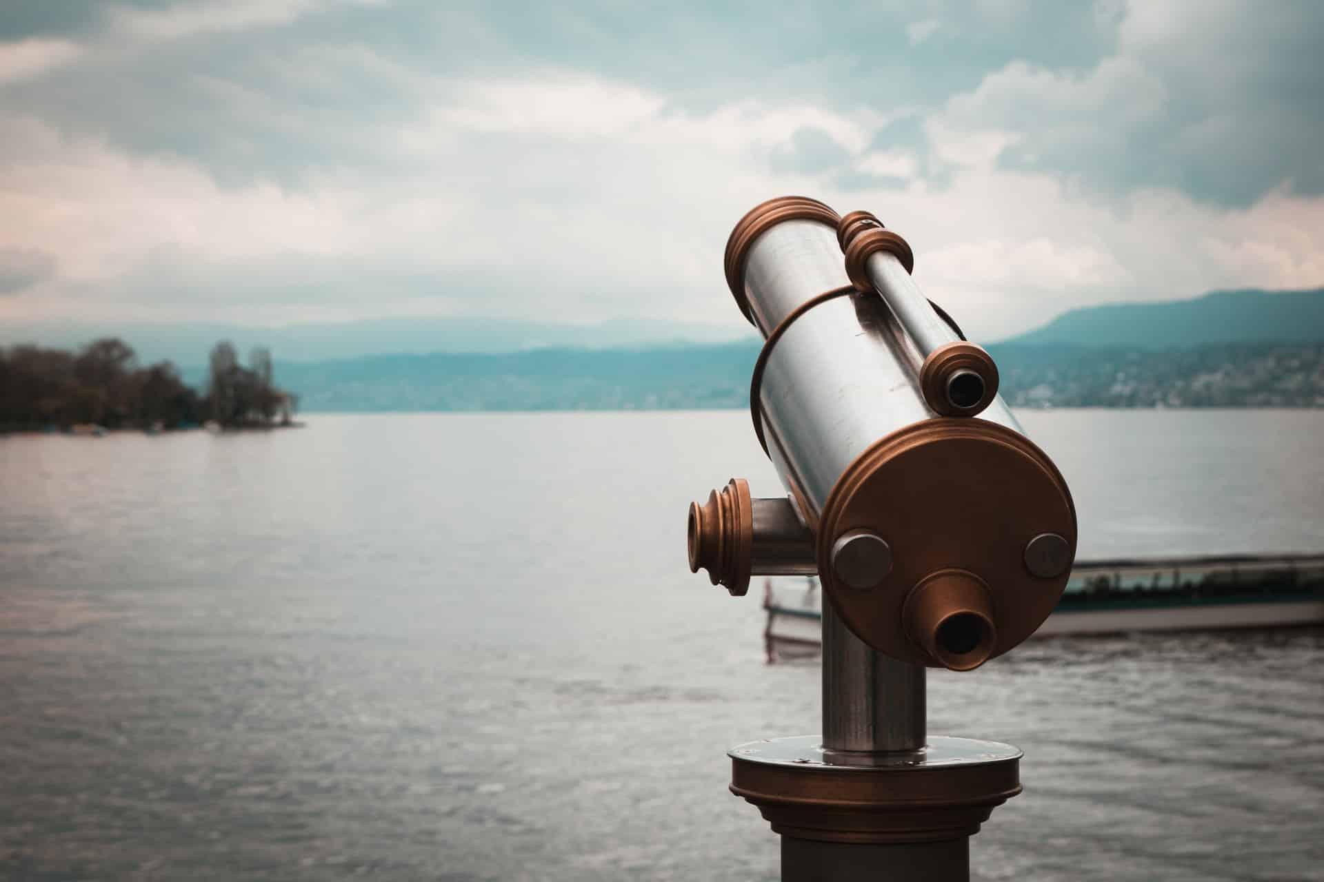 telescope searching