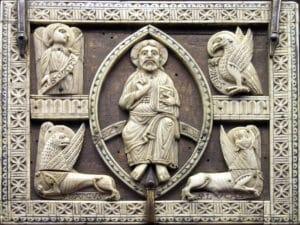 Christ tetramorph