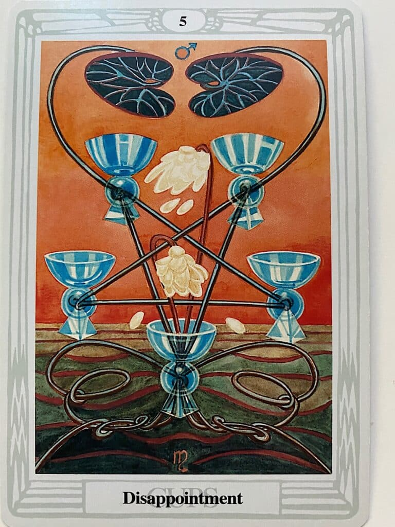 Five of Cups Thoth