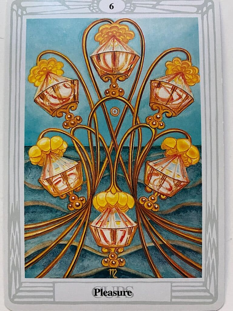 Six of Cups Thoth