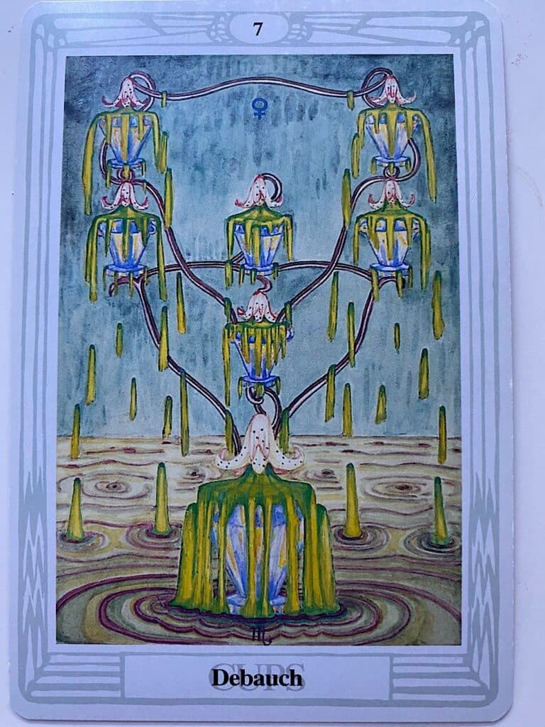 Seven of Cups Thoth