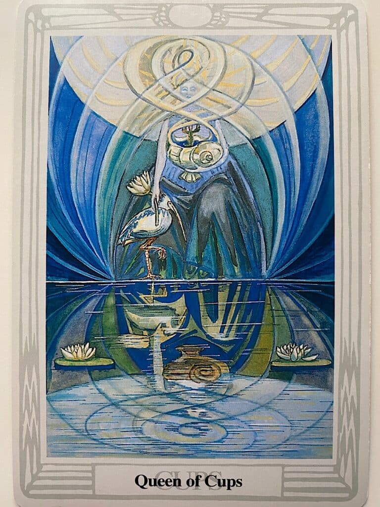 Queen of Cups Thoth