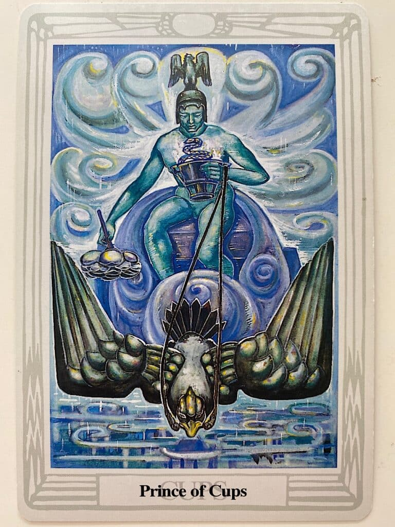 Prince of Cups Thoth